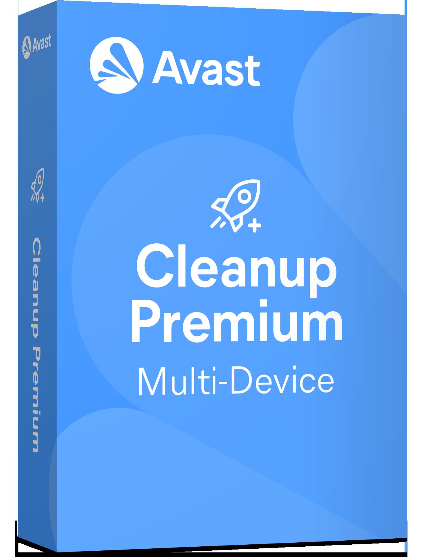 Avast Cleanup Premium Multi-Device
