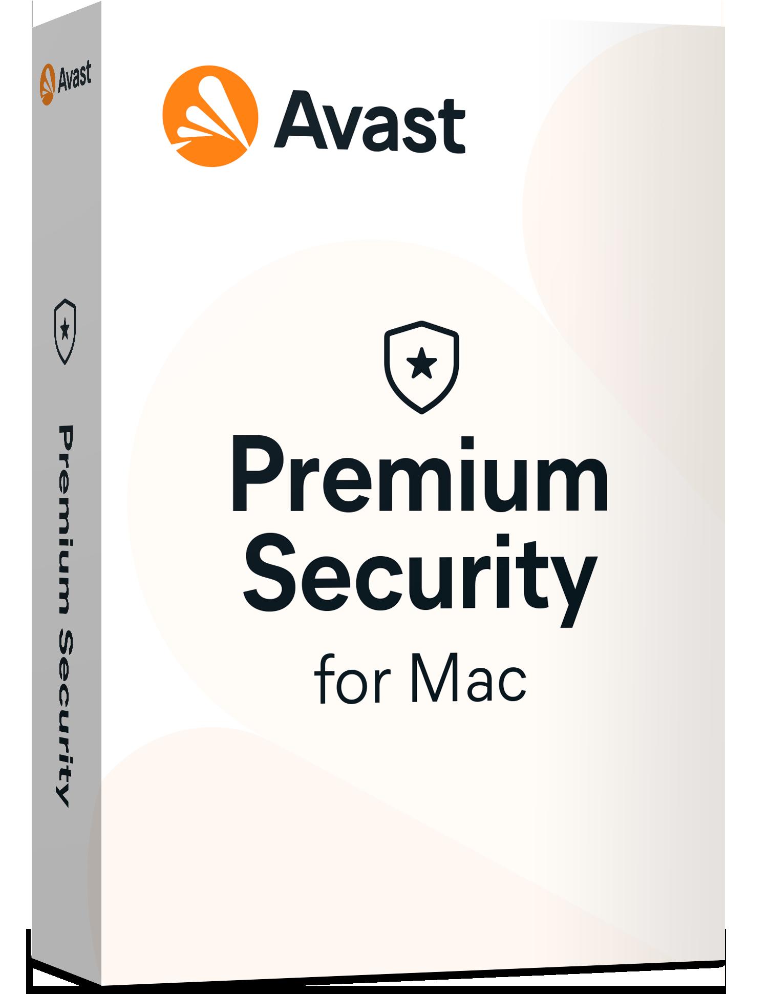 Avast Premium Security для Mac