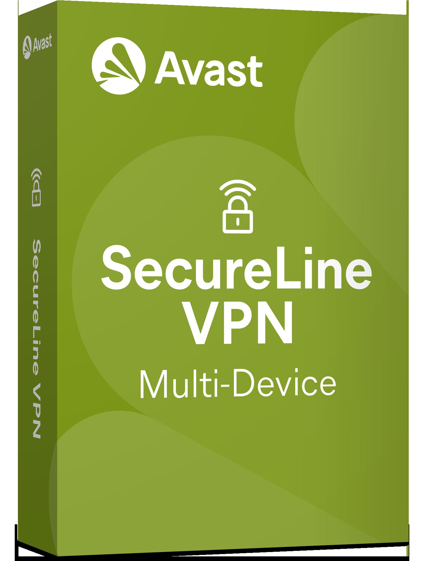 Avast SecureLine VPN Multi-Device