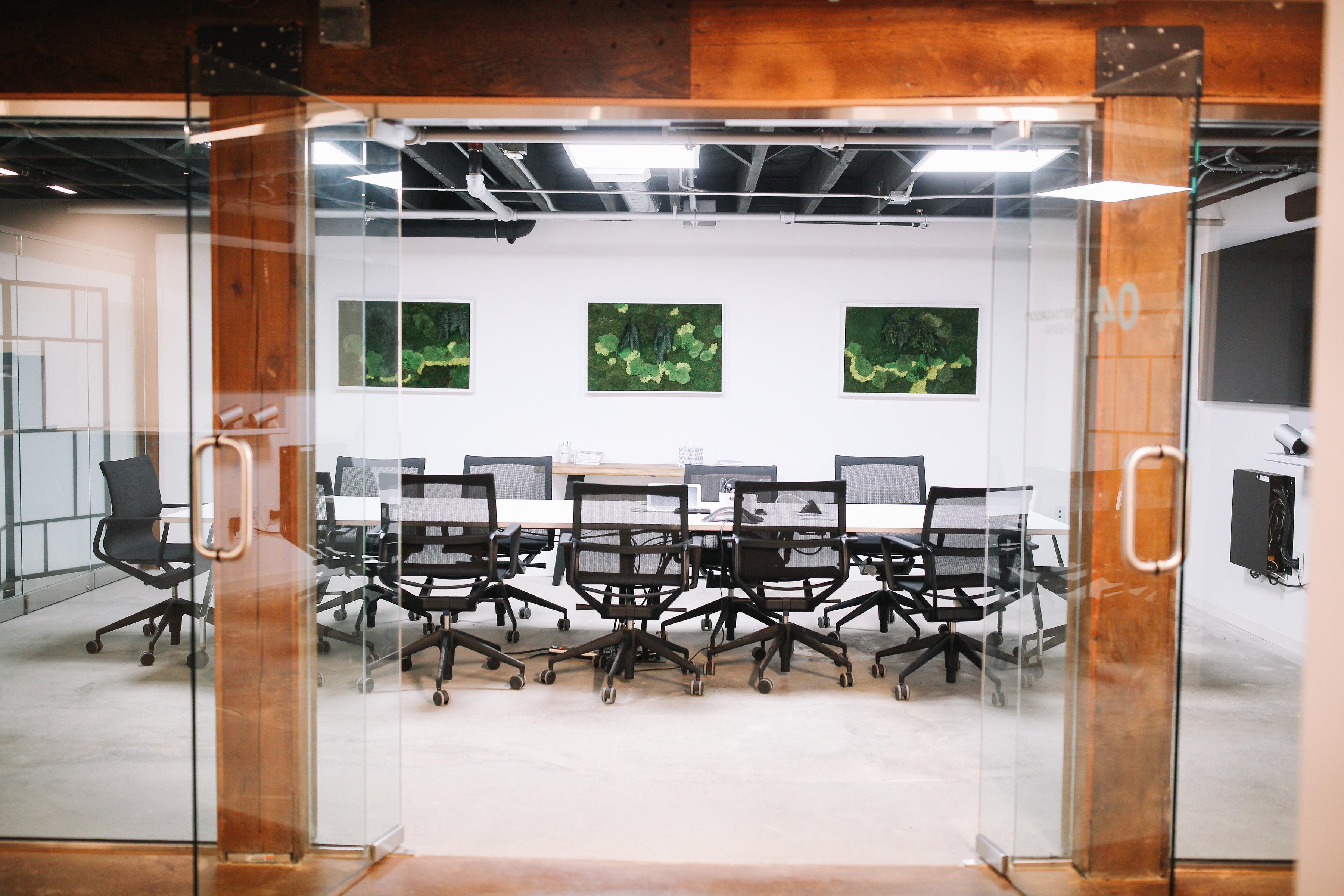 Salle de réunion à Redwood City