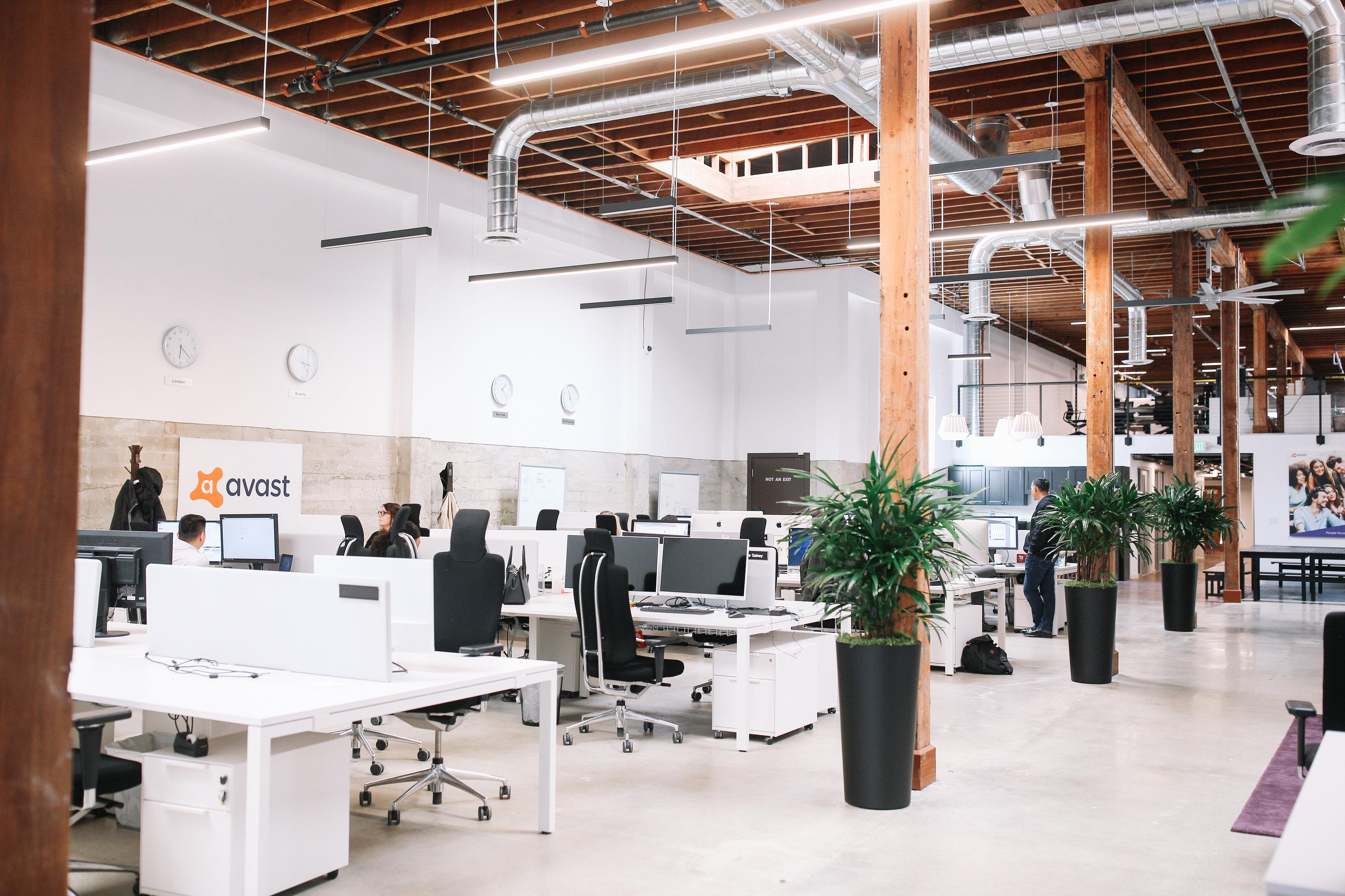 Espace de travail à Redwood City