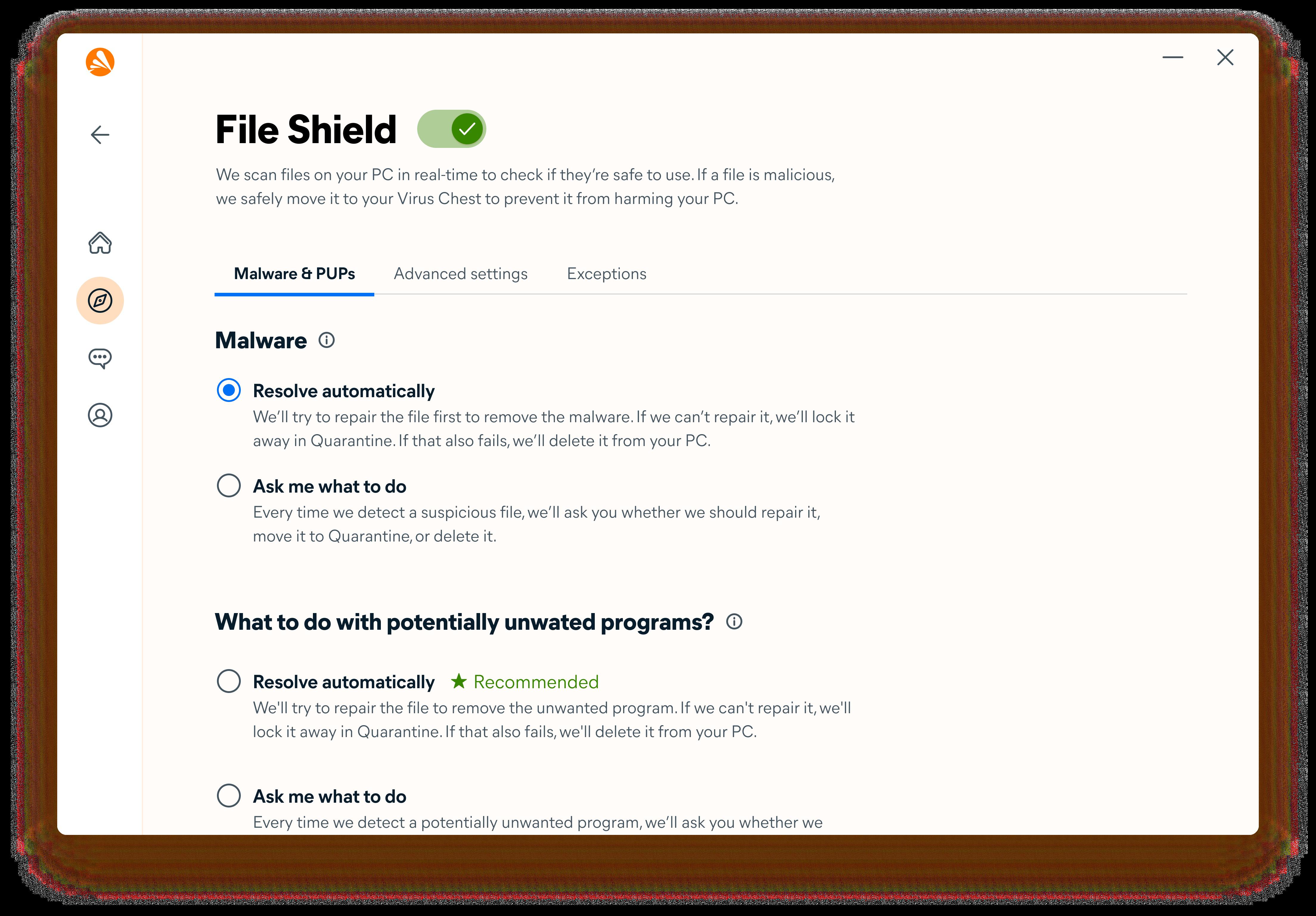 File Shield