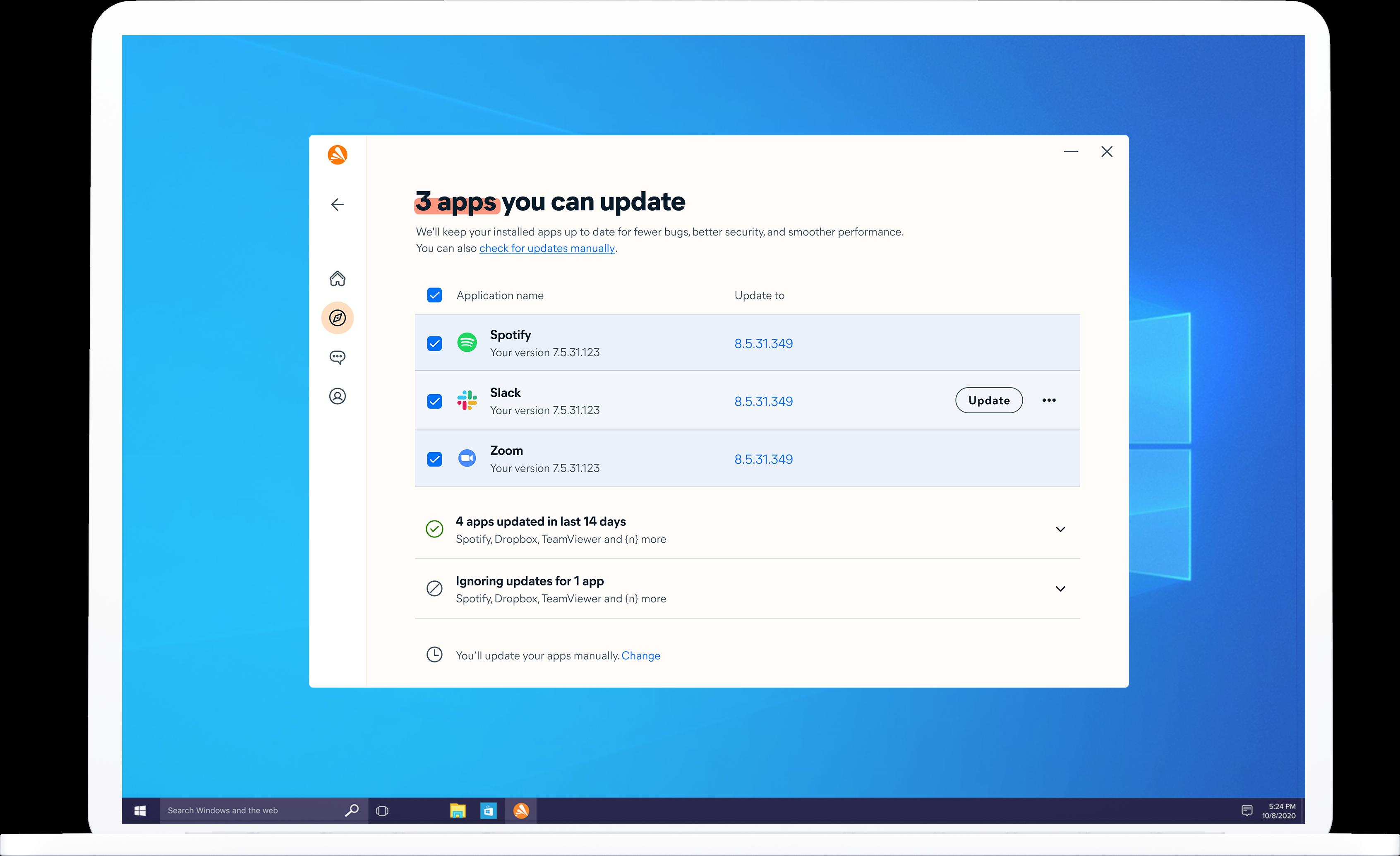 Update (Windows)