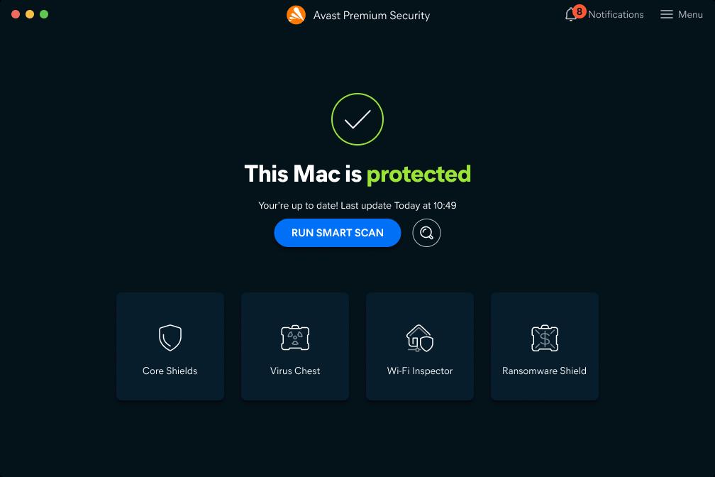 Avast Premium Security (Mac)